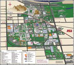 Florida State University Campus Map by Asu Maps Adriftskateshop