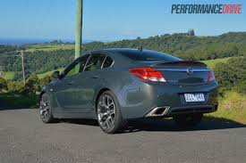 opel australia 2013 opel insignia opc review video performancedrive