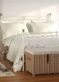 ikea white metal bed frame drawing pinterest white metal bed