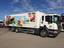 dairy giant invests heavily in a fossil free fleet scania group