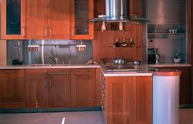 new port cinnamon shaker kitchen cabinets low cost kitchen