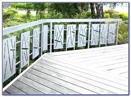 railing designs aluminum deck railing designs wooden railing