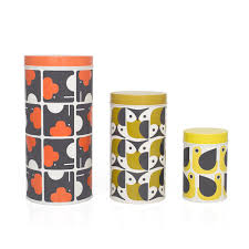 Owl Canisters by Orla Kiely Coffee Table Table Designs