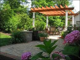 Best Backyard Ideas Images On Pinterest Back Garden Ideas - Simple backyard design ideas