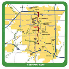 Route 66 Map How Long To Drive by The Link Springfield Mo Official Website
