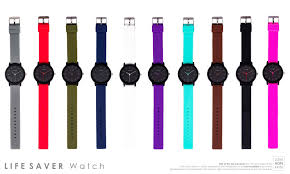 new life saver watch from love hope faith group give and be more