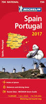 Map Of Portugal And Spain by National Map Of Spain And Portugal Michelin Maps U0026 Guides