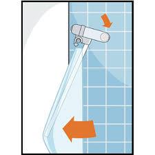 Die Duschvorhang Frage Abstandshalter Für Duschvorhang 39 95 U20ac