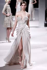 wedding dress elie saab price elie saab 2011 couture fashion show elie saab