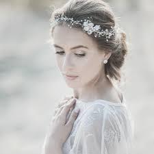 headpiece wedding wedding pearl headband wedding halo freshwater pearl headband
