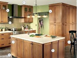 what color countertops go with maple cabinets natural maple cabinets with black granite countertops yurui me
