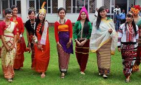 goa traditional costumes shows unity among the cultures in india
