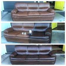 What To Clean Leather Sofa With How To Clean Leather Sofa Diy Www Cintronbeveragegroup