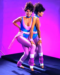 80 s headbands legwarmers lycra leotards totally rad fashions of the