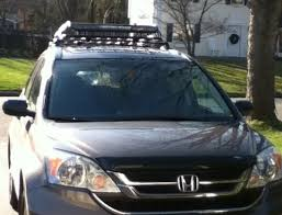 honda crv cargo box rhino rack cargo basket on 3 crv