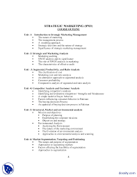 objectives of financial statement analysis strategic marketing business managment assignmnet this is only a preview