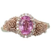 flower engagement rings flower engagement rings