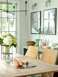 how to decorate a dining table 15 dining room decorating ideas hgtv