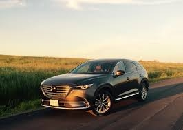 mazdas 2016 we u0027re driving a 2016 mazda cx 9 signature which is very expensive