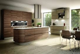 modern kitchen designs and colours modern kitchen design with wood theme exclusive home design ideas