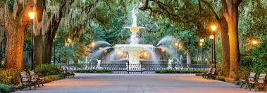 savannah vacation rentals lucky savannah forsyth park fountain savannah ga