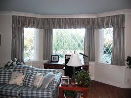 Kitchen Bay Window Curtain Ideas by Bay Window Treatments Ideas Bay Window Treatments Living Room