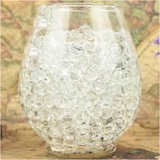 Pink Vase Fillers Aliexpress Com Buy 50g Pearl Dark Pink Vase Filler Shaped