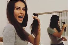 Top Controversies Of Former Bigg Boss Contestant Mandana - stylebuzz bigg boss 9 contestant mandana karimi cuts her own hair