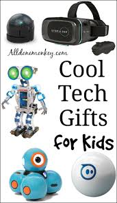 cool tech gifts for kids all done monkey