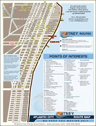 Atlantic City Map Zouk N Play Festival Transport