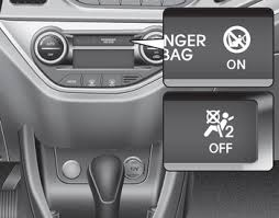 siege auto passager avant kia picanto interrupteur on d airbag passager avant airbags