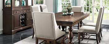 raymour and flanigan dining room sets halloran traditional dining collection design tips ideas