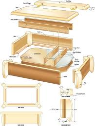 Free Woodworking Plans by Pdf Free Wood Plans Jewelry Box Wooden Plans How To And Diy Guide