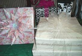 wedding gift decoration gift wrapping savvy entertaining