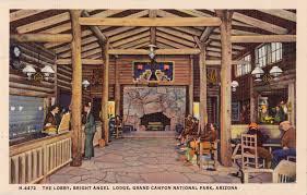 grand canyon postcard roundup