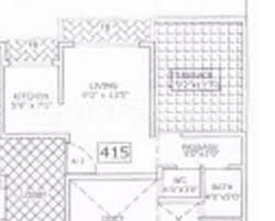 415 sq ft space india builders and developers space india vishesh homes floor