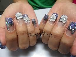 acrylic art nail nail designs