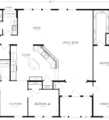4 bedroom open floor plans 4 bedroom open plan house plans home plans ideas