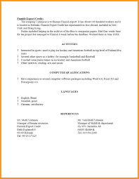 Format Resume Sample Character Reference In Resume Format Reference Letter Job Format