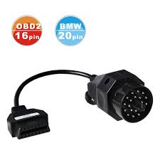 Bmw X5 92 Can Torque Interface - amazon com assem bmw 20 pin obd2 round diagnostic scanner adapter