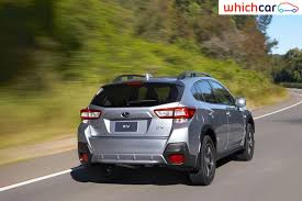 small subaru car 2017 subaru xv review