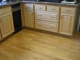 birch kitchen cabinets pros and cons dining room paint kitchen cabinets with cozy cork flooring pros