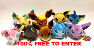 Magazine Sweepstakes Pokezine Online Magazine Presents Win A Set Of 9 Japan Pokemon