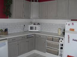 cuisine en chene repeinte cuisine repeinte en v33 gris chaios com