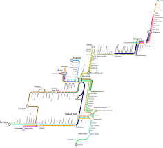 Valencia Spain Map by Renfe Rail Network Map