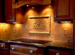 Copper Kitchen Backsplash by Kitchen Entrancing Images About Mosiac Backsplashes Mosaics