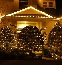 Outdoor Christmas Tree Made Of Lights by Led Lighted Christmas Nashville Outdoor Lighting Perspectives