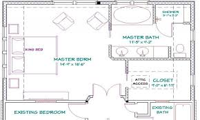 bathroom addition ideas bathroom bedroom and bathroom addition floor plans