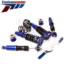 tct suspensions coilovers adjustable kit for 98 06 bmw e46 3