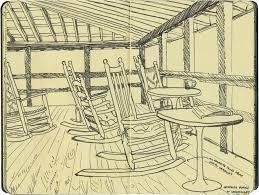 Rocking Chair Drawing Plan Have A Seat U2013 Drawn The Road Again
